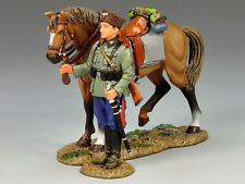 WS147 Standing Cossack and Horse RETIRED by King & Country