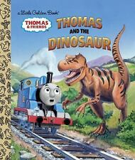 Little Golden Book: Thomas and the Dinosaur (Thomas and Friends) by Golden...