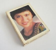 Vintage SINGAPORE AIRLINES Playing Cards STEWARDESS  Sealed NEW Mint SQ Rare