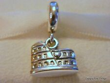 NEW! AUTHENTIC PANDORA CHARM ROMAN COLOSSEUM #791079  P