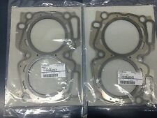 Genuine Subaru Head Gasket Pair EJ22# 99-01 Impreza & 99 Legacy NEW Oem Set (2)
