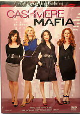 CASHMERE MAFIA LUCY LIU MIRANDA OTTO 2 DISC BOX SET SONY REGION 2 DVD NEW SEALED