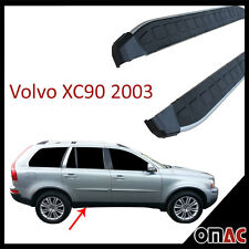 Schwellerrohre Aluminium Trittbretter für Volvo XC90 2003-2015 Dolunay (193)