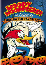 Woody Woodpecker & Friends Halloween Favorites [dvd] (Universal) (mcad61163