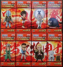 ONE PIECE WCF World Collectable Figure MONOMOUSU MM Complete set