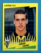 FOOTBALL 98 BELGIO Panini -Figurina-Sticker n. 213 - J. CAVENS -LIERSE S.V-New