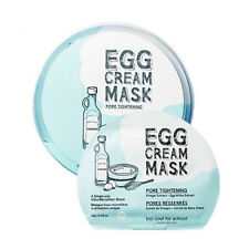too cool for school Egg Cream Mask Pore Tightening 28g x 5ea