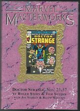 MARVEL MASTERWORKS VOL 238 HC GOLD EDITION DOCTOR STRANGE LIMITED 815 COPIES