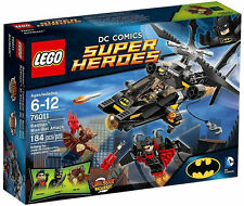 Lego #76011- Batman Man-Bat Attack DC Comics Super Heroes-NEW & Sealed
