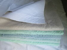 7 reclaimed, hospital washable, Pee Wee Pads, cats, dogs, Grade A, GREAT SHAPE