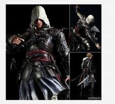 Assassins Creed IV 4 Black Flag Edward Kenway Figurine Statue Figure No Box