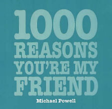 1000 Reasons You're My Friend, Powell, Michael