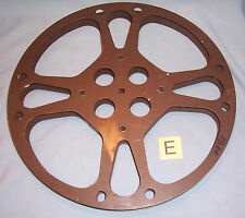 16MM 1200 12.25 Goldberg Bros Motion Picture Film Movie Projector Take Up Reel E