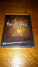PARANORMAL STATE THE COMPLETE SEASON 1 3 DISC COLLECTION BRAND NEW