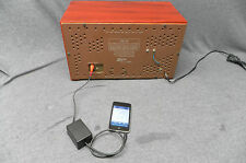 Quality Android IPhone Zenith Philco RCA Tube Radio Stereo To Mono Converter !