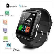 Bluetooth Smart Wrist Watch Phone Mate For Android Samsung HTC LG HTC New Gifts