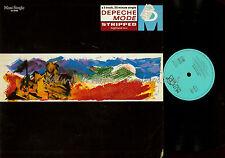 LP-- DEPECHE MODE  STRIPPED // MAXI // 126835