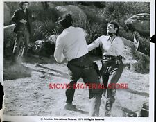 """Mike Connors 8x10"""" Photo From Original Negative #L9700"""