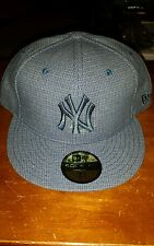 NEW ERA 59FIFTY CAP NEW YORK YANKEES BLUE HAT.