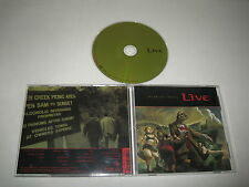LIVE/THROWING COPPER(RADIOACTIVE/RAD 10997)CD ALBUM