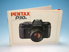 Pentax p30n manuale di istruzioni instruction Manual - (100995)