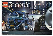LEGO   TECHNIC   1998     NOTICE/ INSTRUCTIONS BOOKLET / BAUANLEITUNG