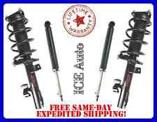 2005-2010 Pontiac G6 2.4 3.5 3.6 3.9 FCS Loaded Front Struts & Rear Shocks