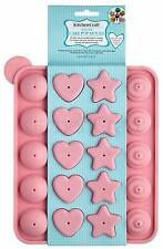 Sweetly Does It Twenty Hole Assorted Shapes Silicone Cake Pop Mould
