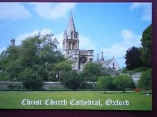 POSTCARD OXFORDSHIRE OXFORD - CHRIST CHURCH CATHEDRAL