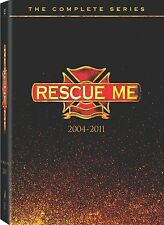 RESCUE ME  :THE COMPLETE SEASON 1 2 3 4 5 6 7  -  DVD - REGION 1 - Sealed