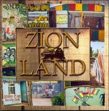 FREE US SH (int'l sh=$0-$3) NEW CD Count Ossie, Michael, Andy, Smar: Zion Land