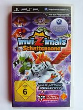 InviZimals: Schattenzone (Sony PSP, 2010)