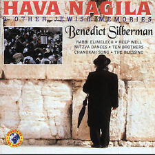 NEW - Hava Nagila & Other Jewish Memories by SILBERMAN,BENEDICT