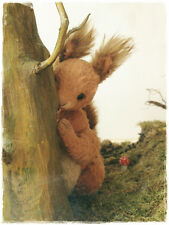 Mohair/Viscose Squirrel Kit 6,5 - 7 Inch