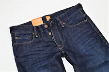 Nuevo-Hugo Boss Orange 25 Moonlight (nuevo) w34 l34 straight regular jeans 34/34