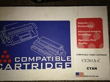 COMPATIBLE CARTRIDGE  CE261A-C COMPATIBLE WITH HP CE261A-C