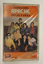 Tropicalisimo apache Polygram Discos(Audio Cassette Sealed)