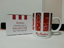 TIM HORTONS 'NIAGARA' Traveller's Collection Mug NIB