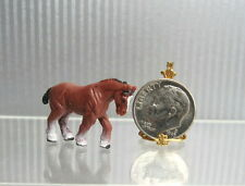 Dollhouse Miniature Toy Horse