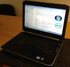 Dell Latitude E5420 INTEL i5 2.GENERATION-2520M SSD-HDD WEBCAM HD HDMI WINDOWS7