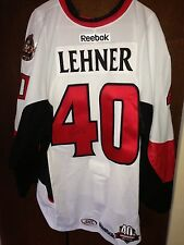 2013 AHL All-Star Skills Competition Jersey worn by ROBIN LEHNER #40