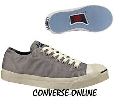 Mens Women CONVERSE All Star JACK PURCELL GREY GARMENT DYE Trainers Shoes SIZE 7