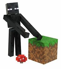 Minecraft Core Enderman Action Figure with Accessory , New, Free Shipping