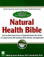 Natural Health Bible: From the Most Trusted Source in Health Information, Here i