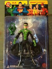 2003-DC DIRECT GREEN LANTERN/KYLE RAYNER FIGURE -JLA-SER. 1 MISP  MINT CASE