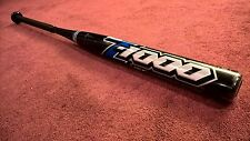 New 2011 Louisville Slugger TPS z1000 sb11ze 27 oz. USSSA ISF Softball Bat
