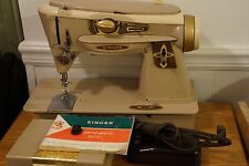 Sleek Singer 500 500A Rocketeer Sewing Machine Accessories Attachments