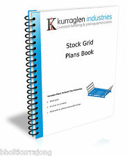 Cattle Grid Stock Grid Plans Book