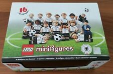 LEGO 71014 DFB German Soccer Team; sealed box of 60 minifigures