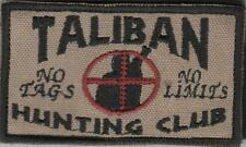 Patch TALIBAN HUNTING CLUB SEAL DELTA FORCE SPECIAL FORCES www.SOFTAIROUTLET.com